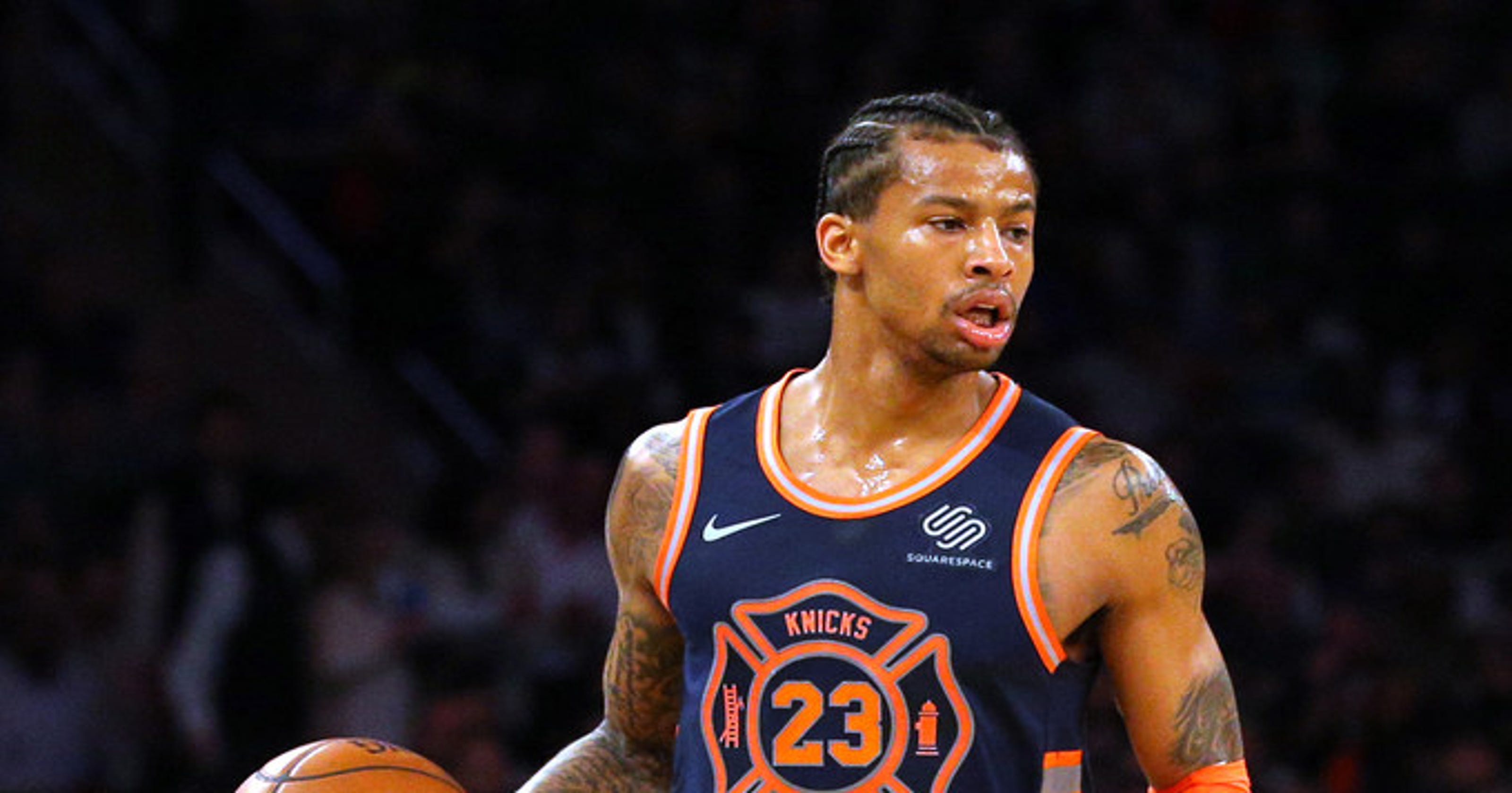 size 40 4bfe5 517fa Trey Burke: Reasons for strong start with the Knicks