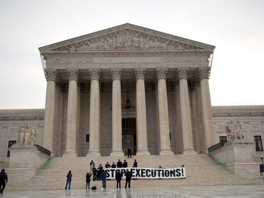 AP SUPREME COURT ARRESTS A USA DC