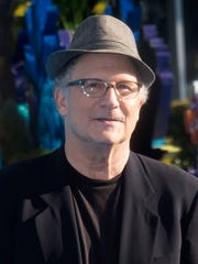Actor Albert Brooks attends the Disney premiere of