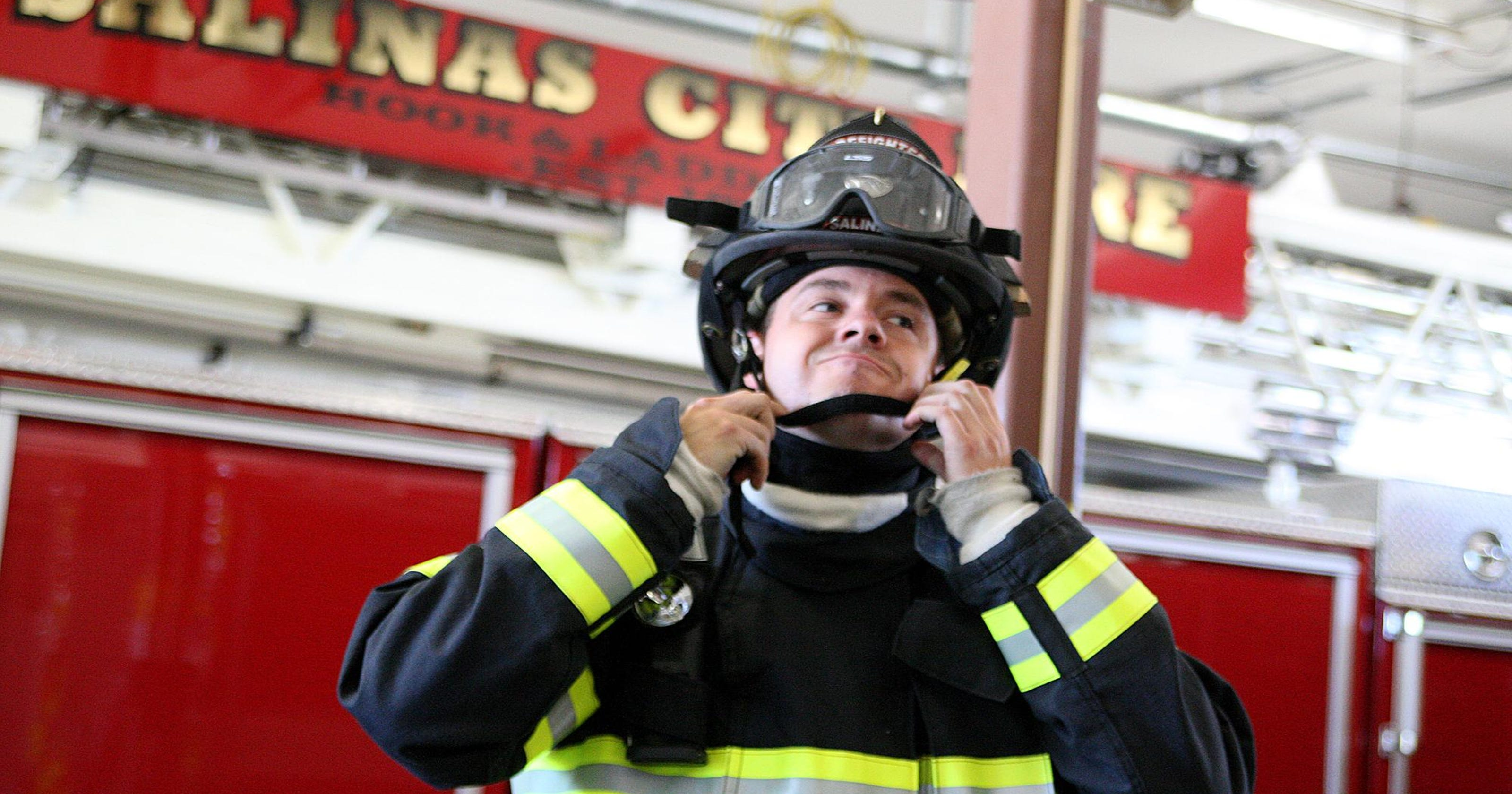 Salinas ranks among best cities for firefighters