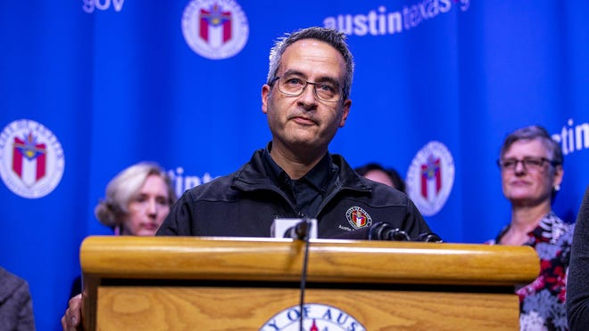 Dr. Mark Escott, Austin Public Health Interim Health Authority, will give a media briefing on COVID-19 on Wednesday morning.