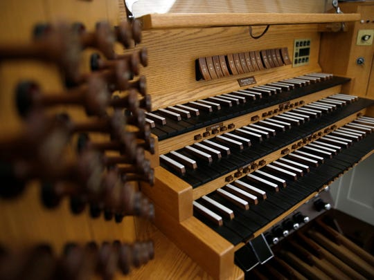 """Trinity United Methodist's Casavant organ will be used to perform """"Nativity of Our Lord"""" Sunday."""