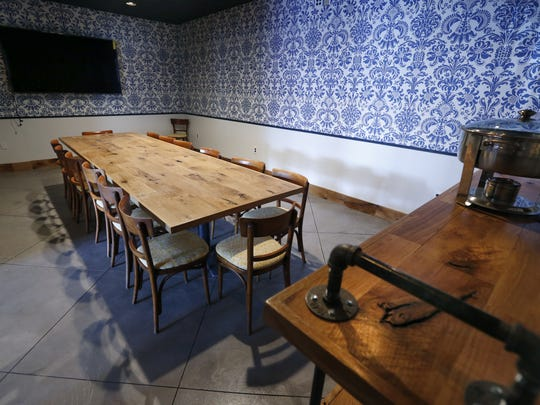 Steadfast sandwich shop and bar opens soon in Rochester's