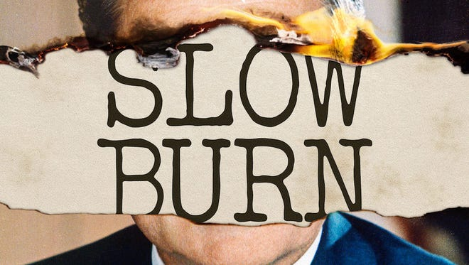 Slate's 'Slow Burn' podcast, hosted by Leon Neyfakh, revisits the Watergate scandal. And feels very timely.