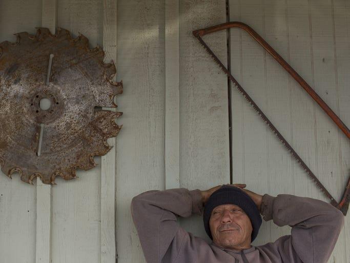Robert Dolezal, a machine operator with Grand Canyon
