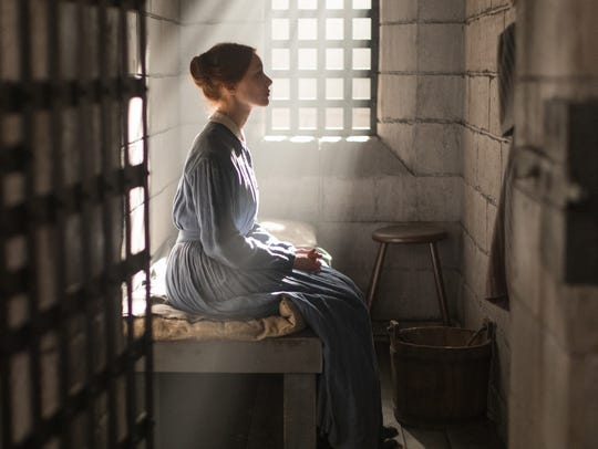 'Alias Grace' airs on Netflix Friday.