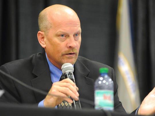 Dr. Scott Hambleton is the medical director of the Mississippi Physicians Health Program.