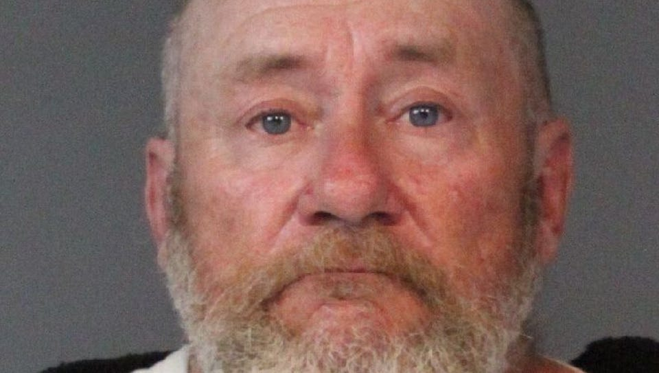 Gerald Bracy, 56, of Lemmon Valley, was arrested Monday