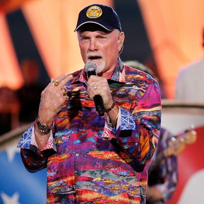 Mike Love, pictured in 2016, will bring his Beach Boys