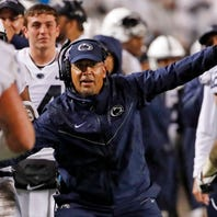 Friday night Lions: James Franklin changes tone on Penn State's trip to Illinois