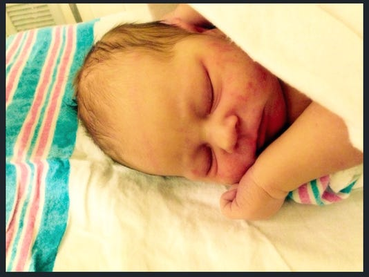 first baby uvmmc