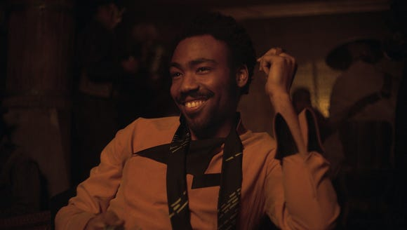 Donald Glover is stealing trailers as the very suave