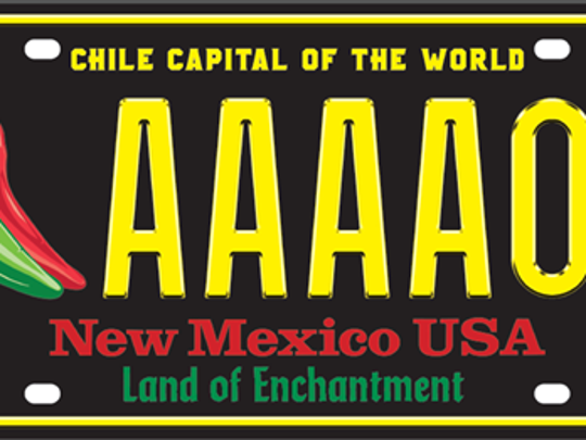 The New Mexico Motor Vehicle Division announced on Friday, April 7, 2017, that these license plates will be launched as a standard plate and will require no additional fees on registration.