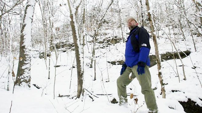Hiking is an activity that can be enjoyed in winter, as well as at other times of year. People can get information about places to hike in southwest Missouri at a free Missouri Department of Conservation online program on Feb. 3.
