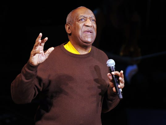 Cosby charged in PA