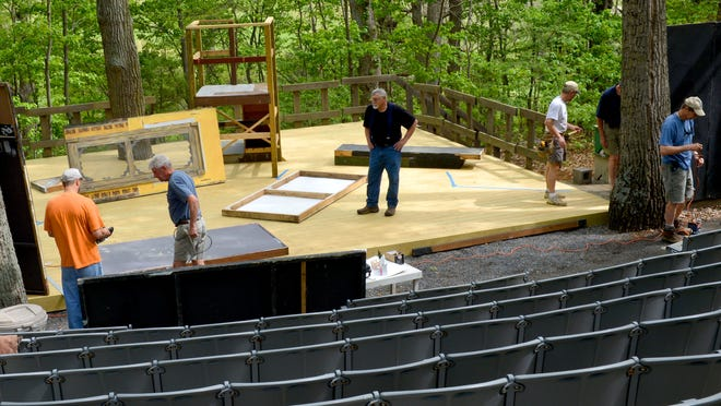 Oak Grove Theater near Verona has canceled its 2020 season.
