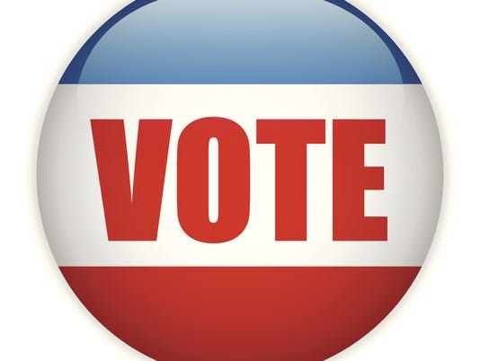 Vote-button-election