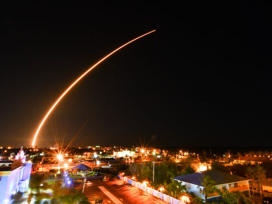 SpaceX Launch