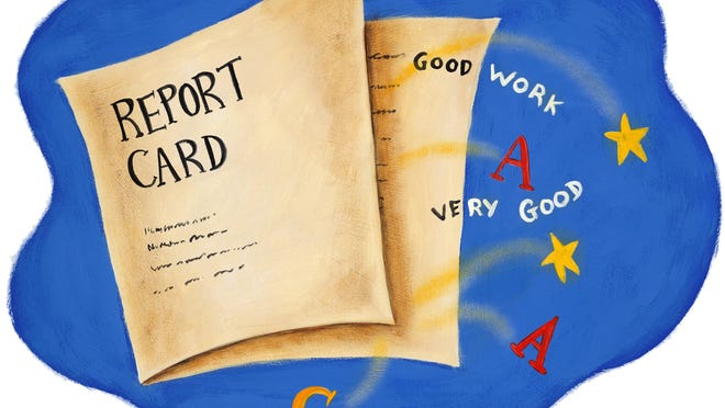 Texas report cards have been revealed for schools across the state, from the elementary to the high school level.
