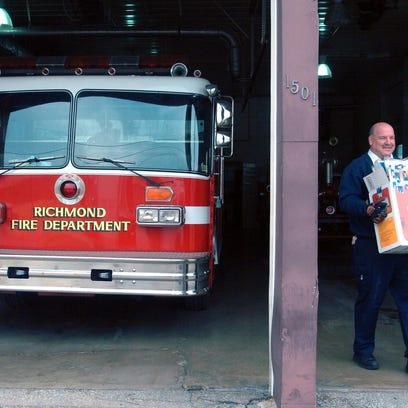 Richmond Fire Station 6 closes