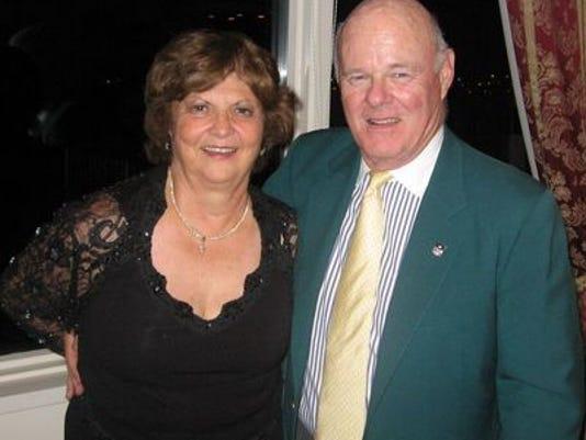 Anniversaries: James F. Quirk & Carol A, Quirk