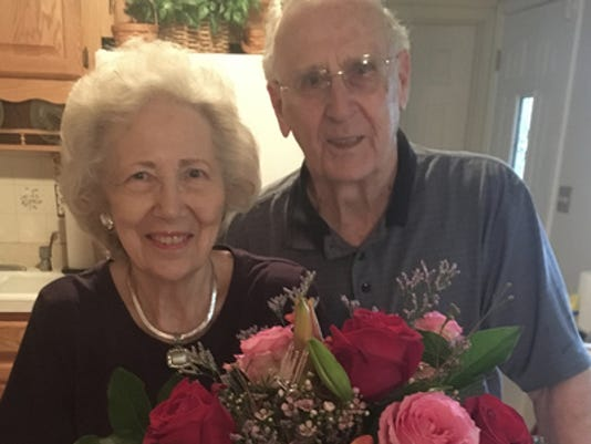 Anniversaries: Palmer Davis & Patricia Davis