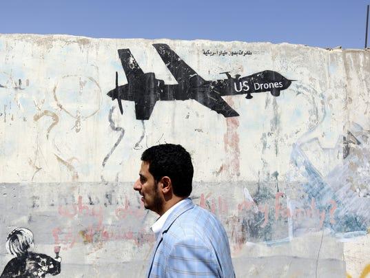 EPA YEMEN CONFLICT US DRONES WAR ARMED CONFLICT YEM