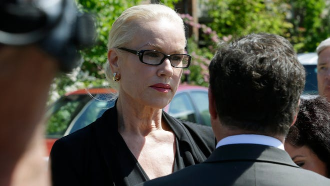 Jean Kasem, the widow  of radio personality Casey Kasem,has been named by three of his children and his brother in a wrongful death claim.
