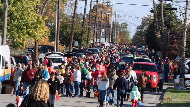 The Community Trunk or Treat event in the East End has become a massive success. This year it returns on Saturday.