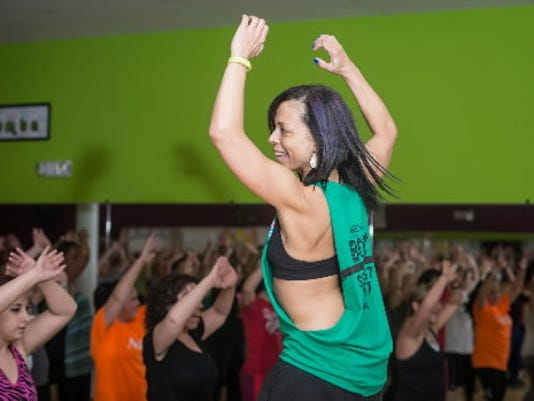 There's still time to participate in Sunday's Zumbathon to benefit the York Cancer Center. FILE - DAILY RECORD/SUNDAY NEWS