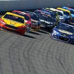 NASCAR at Michigan International Speedway