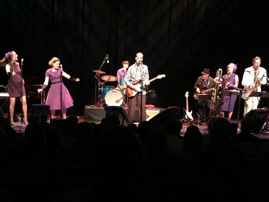 Dave Keller and his Soul Revue play New Year's Eve in Montpelier.