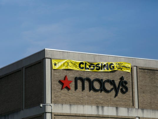 As Anchor Stores Close Aging Malls Fizzle