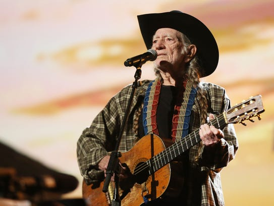 Willie Nelson performs during rehearsals for the 56th