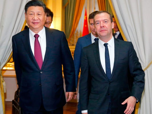AP RUSSIA CHINA I RUS