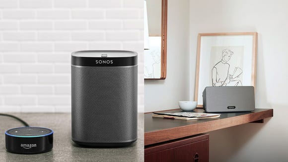 Combine Sonos with Alexa and you get dynamic home audio.