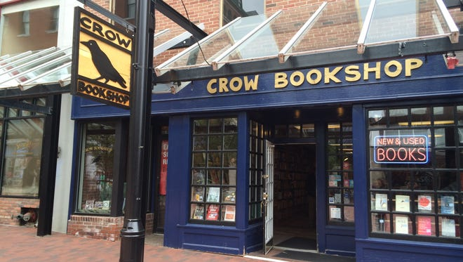 Police say a man attempted to rob the Crow Bookshop on Church Street in Burlington Thursday.