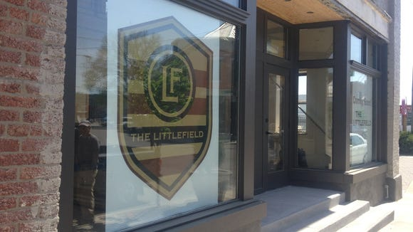 The Littlefield in Northside will serve bourbon, bourbon cocktails and food that goes well with those drinks.