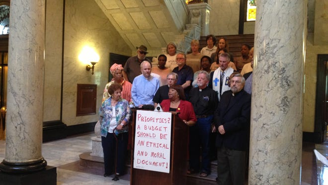 Clergy and other leaders announce 'Moral Movement Mississippi'