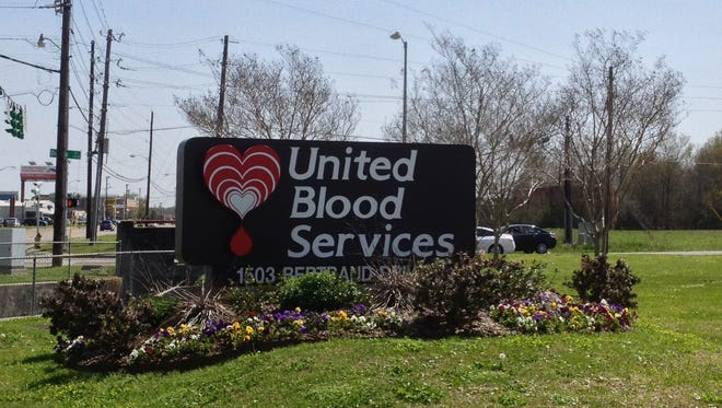 A blood drive is underway today to raise awareness of a ban that prohibits gay men from donating blood.