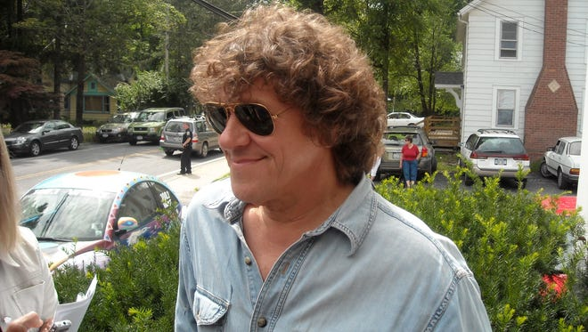 A 2009 photograph of Michael Lang, who along with partners staged the Woodstock Music and Art Fair.