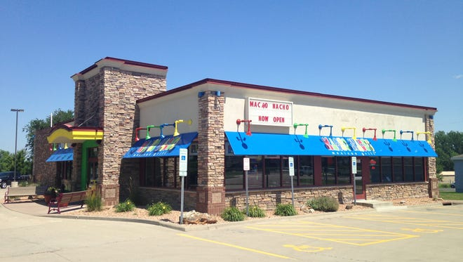 Macho Nacho Mexican Grill has opened in the former east side IHOP.