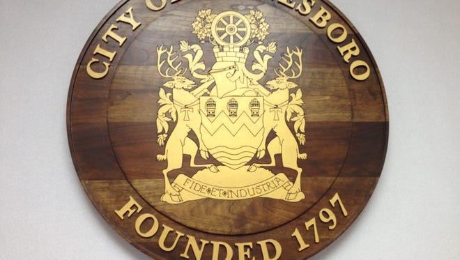 Waynesboro city seal