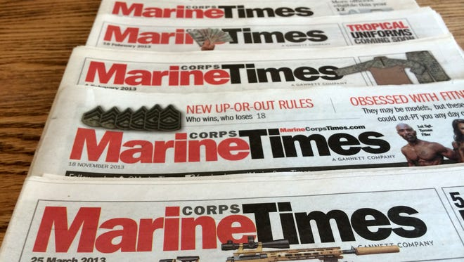 Emails obtained by Marine Corps Times show that efforts to ban the independent newspaper from base exchange stores date back to May.