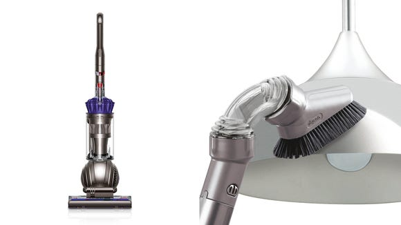 Get every crevice clean with this incredible vacuum.