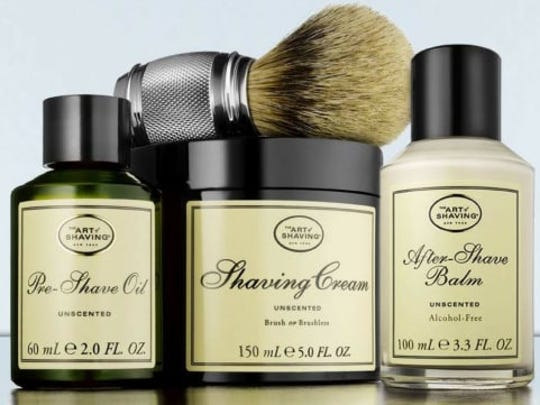 A shaving kit from a cult brand.