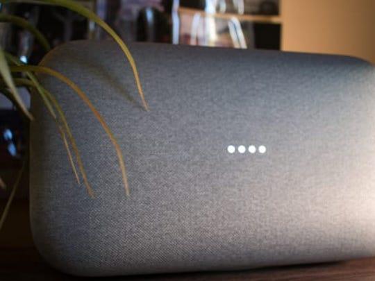 Google Plus with Listening Lights