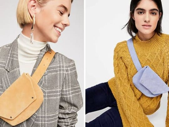 The Cecile bag from Free People, which is opening a store at the Vertex Shopping Center in Bearden.