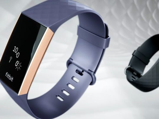 Best Gifts for Dad - Fitbit Charge 3