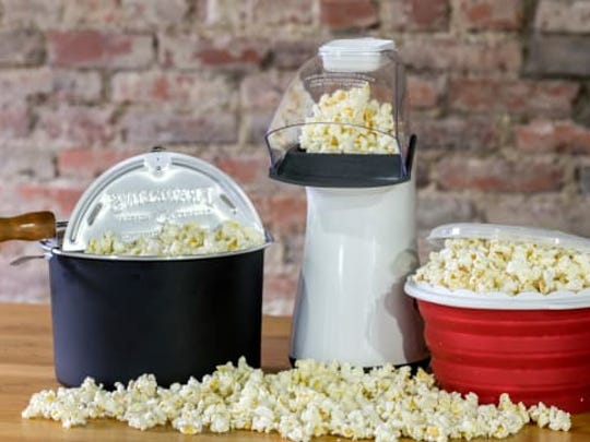 The Best Popcorn Poppers and Makers